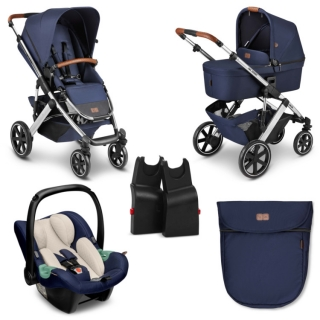 ABC DESIGN SET SALSA 4 NAVY 2021